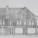 Building elevation Discovering Heritage Gosforth
