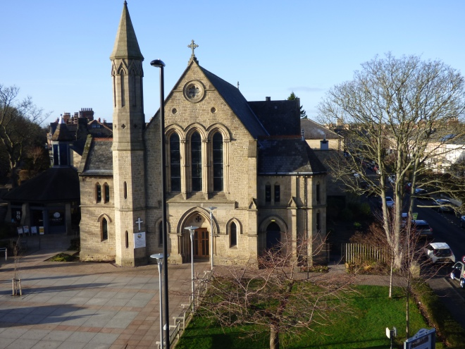Trinity Church Gosforth