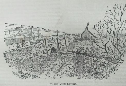 Historical Aspects of Gosforth Three Mile Bridge Drawing