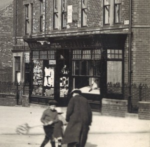 Gosforth Heritage Postcard Salters Road