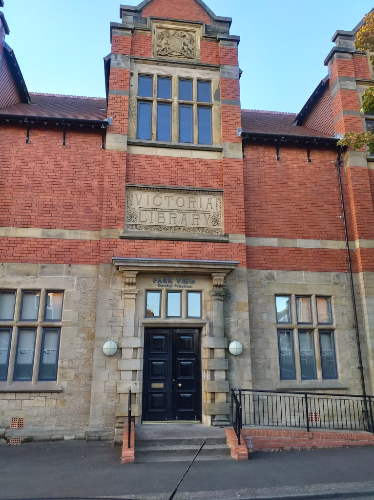 Heaton House Histories Victoria Library