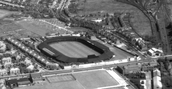 Look At Gosforth Aerial view of Gosforth Grey Hound Stadium 1965 wikipedia
