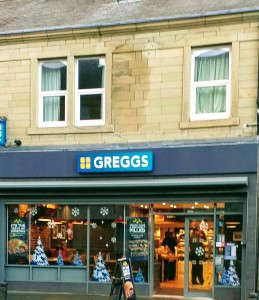 Greggs of Gosforth and Kelly's Corner