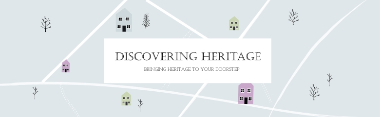 Discovering Heritage banner