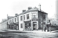 Discovering Heritage research photo Davison's Chemsits shop Newcastle Libraries