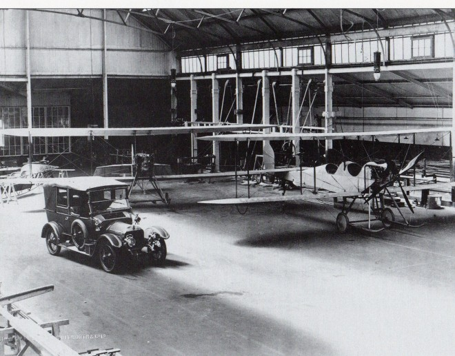 Discovering Heritage Armstrong Whitworth Factory