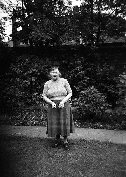 Ian Lennox Gosforth Author Spotlight Louisa in the garden